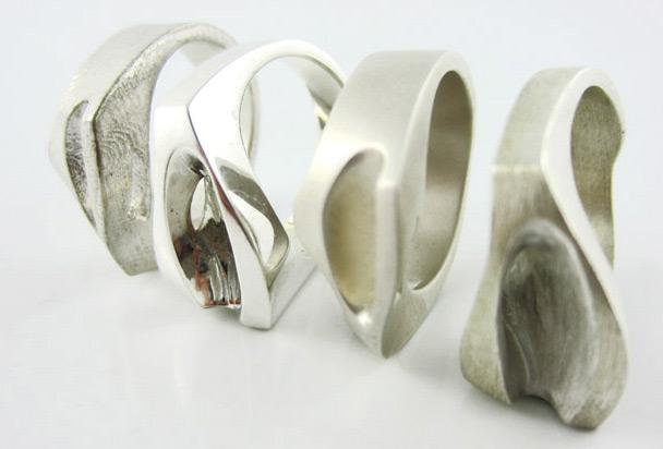imprimante 3d bijoux argent