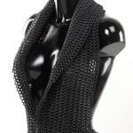 Drape Dress. Robe maillage imprimée en 3D, conçue par le studio de design Freedom of Creation. (Source : Freedom of Creation – 3D Systems)