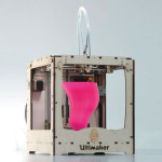 L'imprimante Ultimaker. (Source : Ultimaking Ltd.)