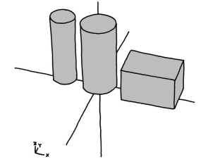 Figure 5-1. Volumes comparés