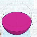 Figure 8-13. La demi-sphère tournée de 180°