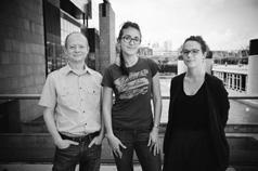 Camille Bosqu , Ophelia Noor et Laurent Ricard auteurs du livre FabLabs